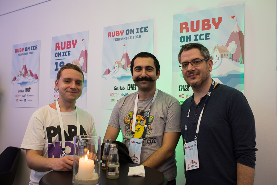 Rubyonice2019 friday 18
