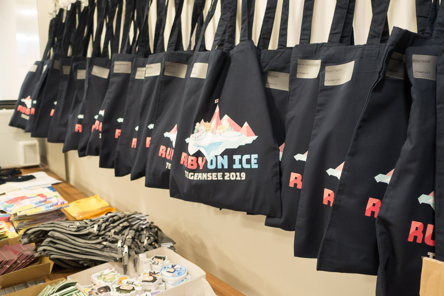 Rubyonice2019 friday 6